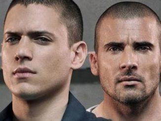 Les frères Scofield dans Prison Break