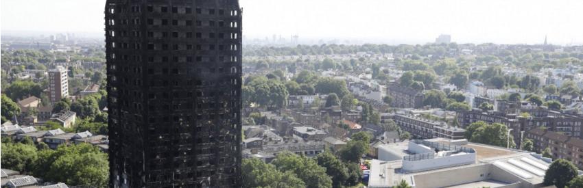 L'incendie de la tour de Londres a fait de nombreuses victimes